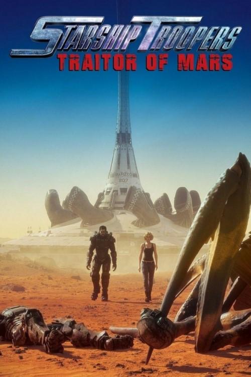 دانلود انیمیشن Starship Troopers: Traitor Of Mars 2017